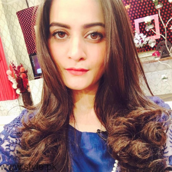 Aiman Khans Profile Pictures And Dramas