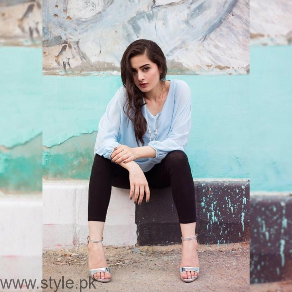 Aiman Khan's Profile, Pictures and Dramas (5)