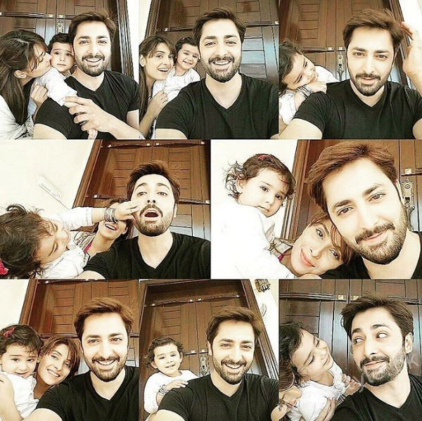 Ayeza Khan Danish Taimoor Daughter