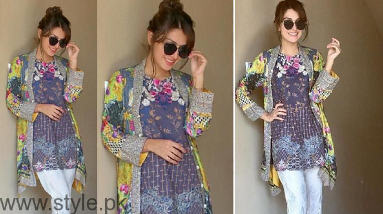 Ayeza Khan In Sunglasses Beautiful
