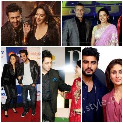 Bollywood Actors And Their Celebrity Crushes