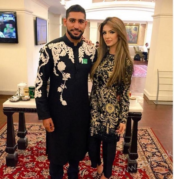 Boxer Amir Khan Wife Faryal Makhdoom Speaks Against Her In Laws