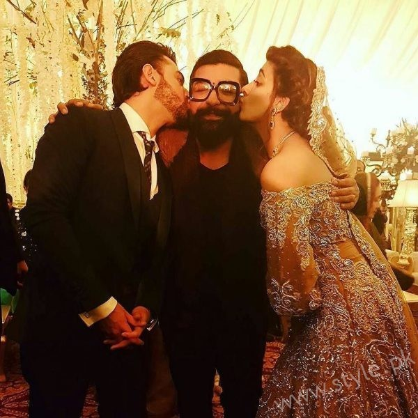 Celebrities at Urwa Farhan Wedding (17)