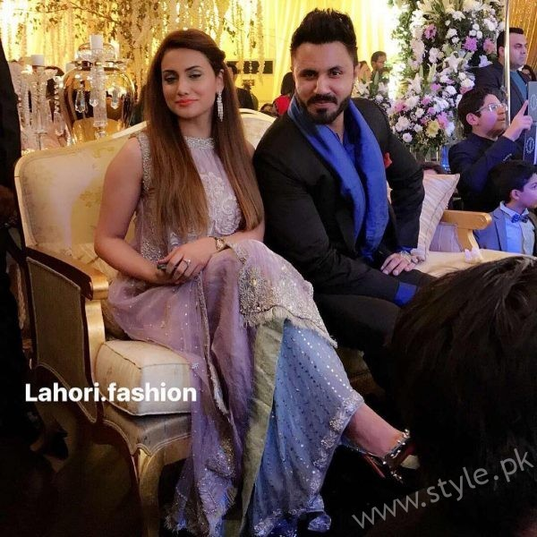 Celebrities at Urwa Farhan Wedding (2)