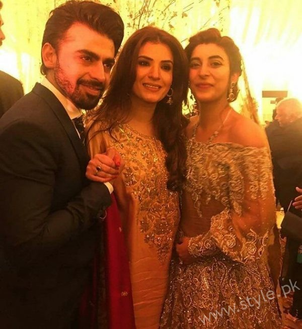 Urwa Farhan and Resham