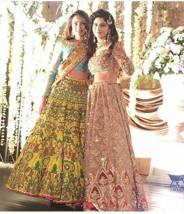 Celebrities at Urwa Farhan Wedding (9)