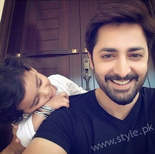 Danish Taimoor Daughter Hoorain