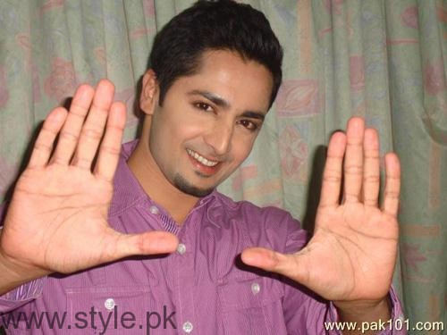 Danish Taimoor Old Photo