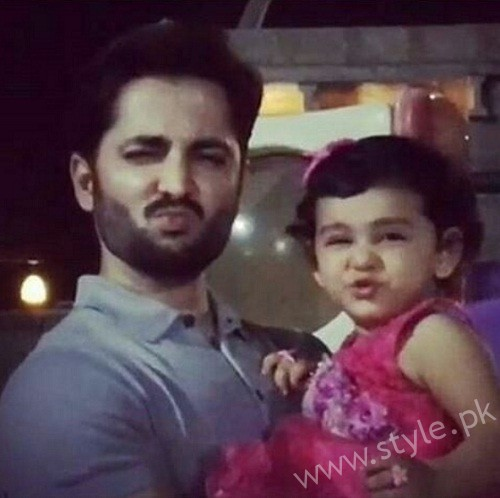 Danish Taimoor and Hoorain Taimoor