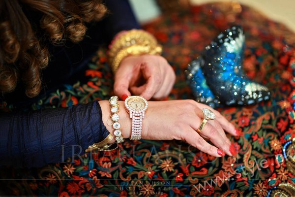 Diamond Ring Of Malik Riaz's Grand Daughter