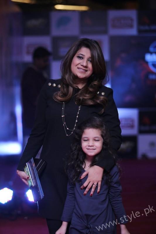 Fahad Mustafa Wife Sana Fahad and Fatima Fahad