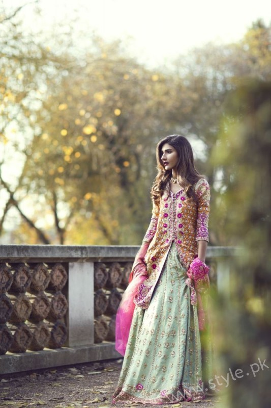Farah Talib Aziz - The Eternal Empress Bridal Couture - Look 3 (3)