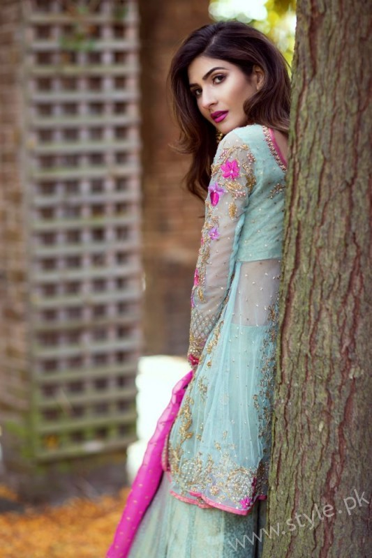 Farah Talib Aziz - The Eternal Empress Bridal Couture - Look 4 (2)