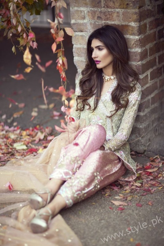 Farah Talib Aziz - The Eternal Empress Bridal Couture - Look 5 (1)
