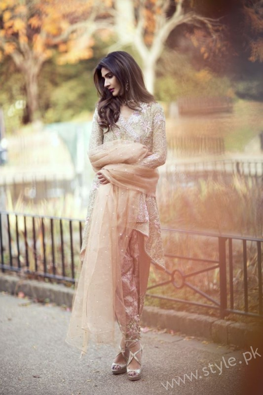 Farah Talib Aziz - The Eternal Empress Bridal Couture - Look 5 (2)