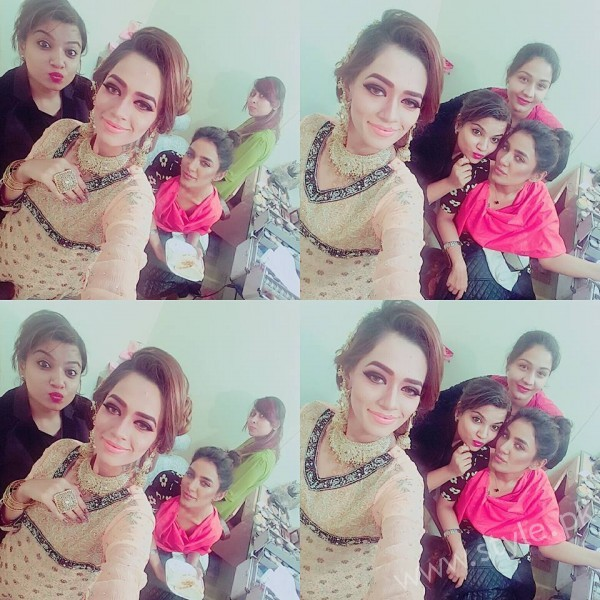Feroza Mohammad Bridal Beauty Shoot  (1)
