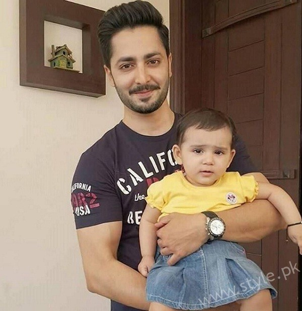 Hoorain Taimoor and Danish Taimoor