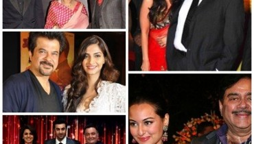 List Of Bollywood Celebrities Inherited Acting From Their Parents