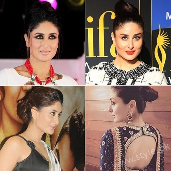List Of Indian Actresses Who Rocked The Bun006