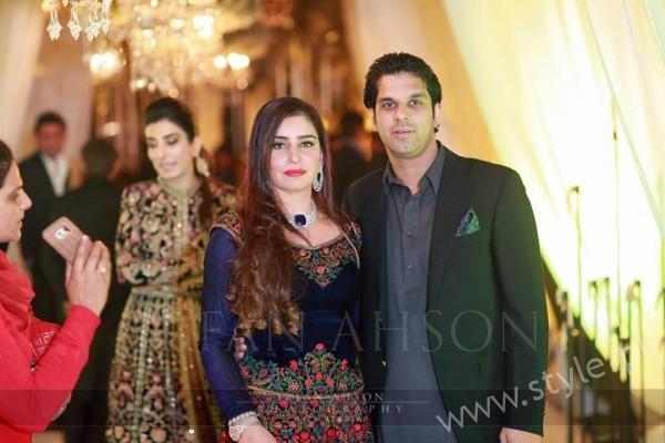Malik Riaz Grand Daughter Wedding 1