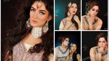 Mathira Rose Mohammad beauty photoshoot