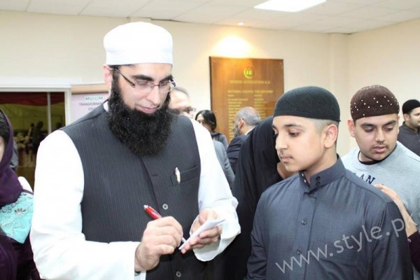 Memories of Junaid Jamshed (2)