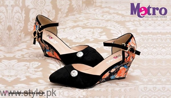 Metro Winter Shoes 2016-2017 For Women0010