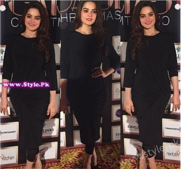 Minal Khan at Gatsby Night Party