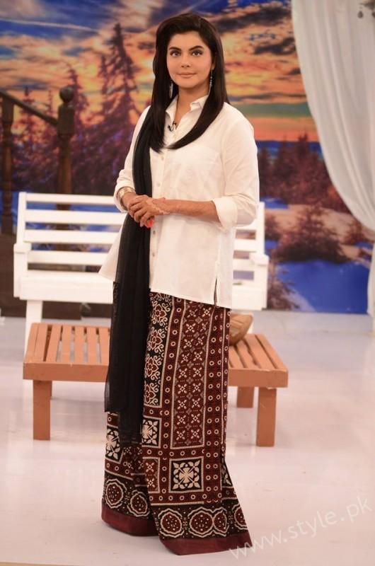 Momina Mustehsan Good Morning Pakistan Show Pictures (4)