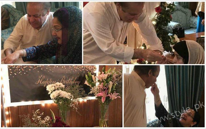 Nawaz Sharif Birthday