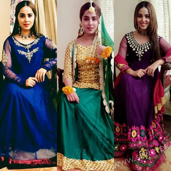 Nimra Khan Saloon makeover