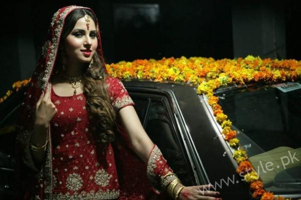 Nimra Khan bridal Salon