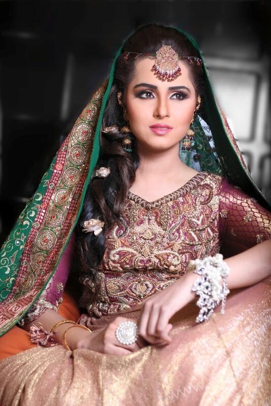 Nimra Khan bridal 02
