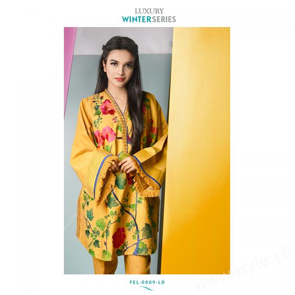 Nimsay Winter Dresses 2016-2017 For Women