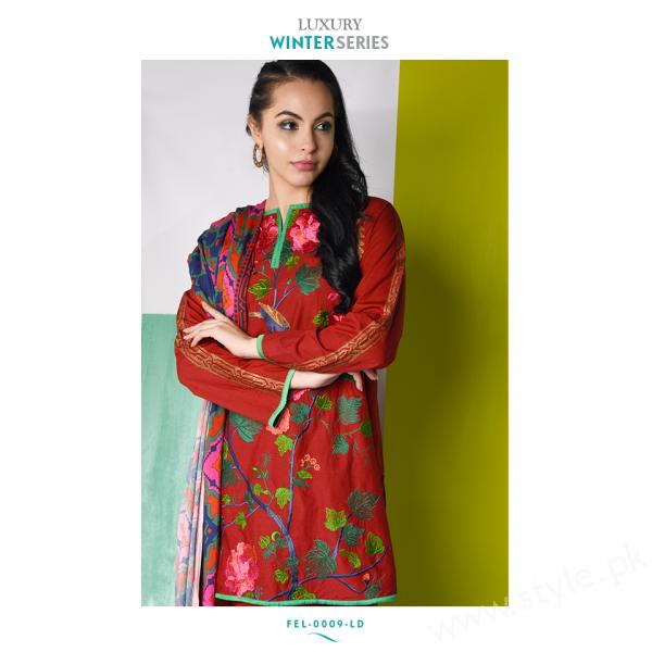 Nimsay Winter Dresses 2016-2017 For Women0012