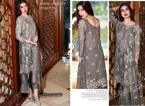 Noor By Saadia Asad Winter Dresses 2016 - 2017 For Women001