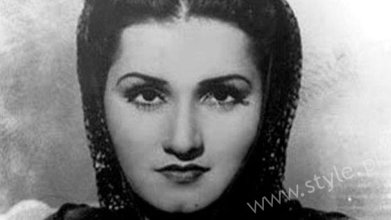 Noor Jahan- Pakitani top singers turned actors