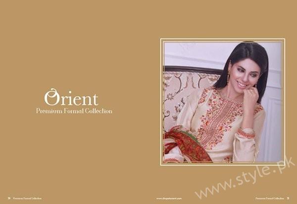 Orient Textiles Formal Dresses 2016 - 2017 For Women001