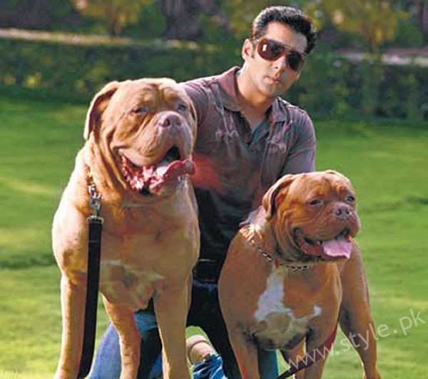 Pictures Of Bollywood Celebrities And Their Pets0010