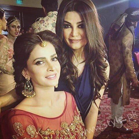 Saba Qamar Erum Khan Bridal Couture Campaign 2016-17 (1)