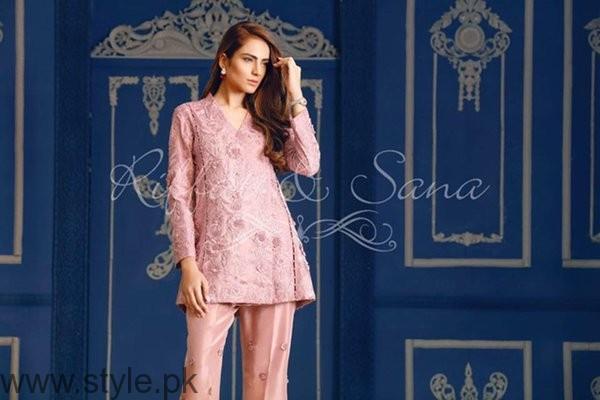 Sana Salman Winter Dresses 2016-2017 For Women002
