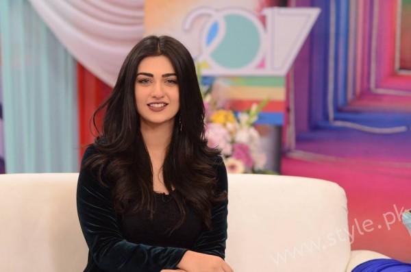 Sarah Khan and Agha Ali in Good Morning Pakistan (6)