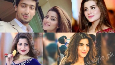 See Sohai Ali Abro Profile, Pictures, Dramas and Movies