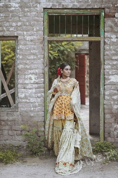 Suffuse By Sana Yasir Formal Dresses 2016 For Women