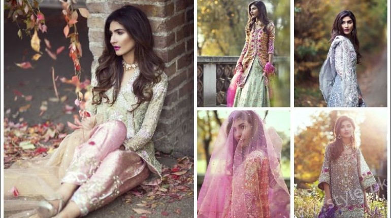 The Eternal Empress Bridal Couture by Farah Talib Aziz