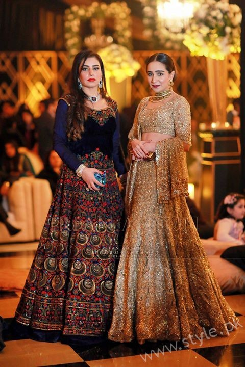 The elegant Mother daughter duo