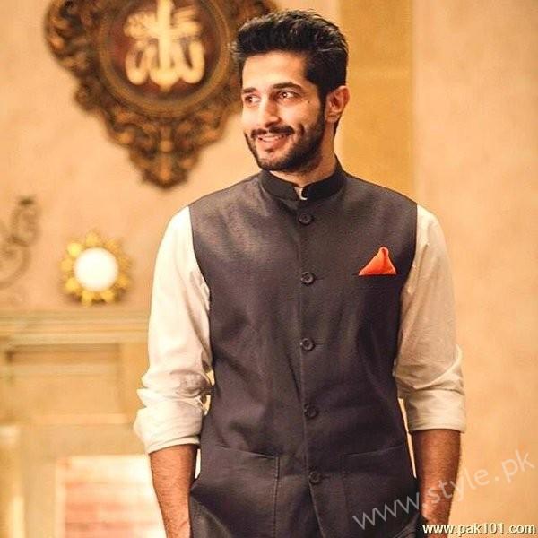 Top 5 Good Looking Pakistani Actors Of 2016 003