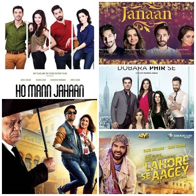 Top 5 Hit Pakistani Movies Of 2016