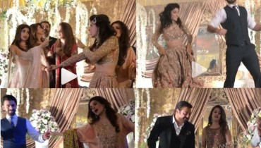 Urwa Farhan Wedding Videos