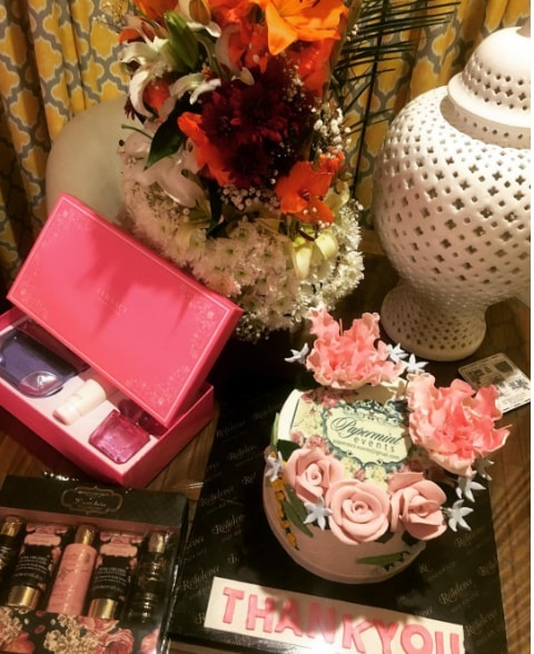 Urwa Hocane Bridal Shower Decoration Pics (6)